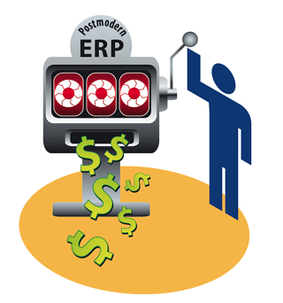 Postmodern ERP can add significant value for today's manufacturing companies.