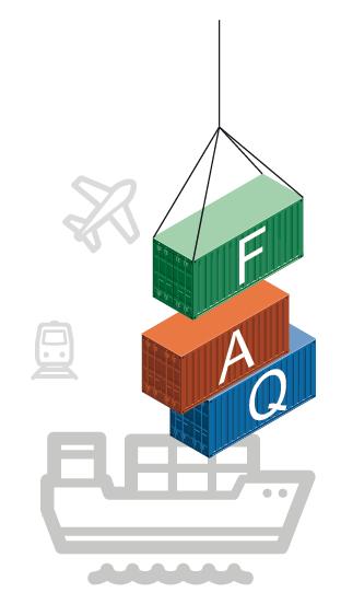 a transport logistics faq