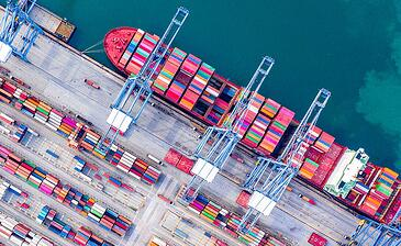 port container transportation