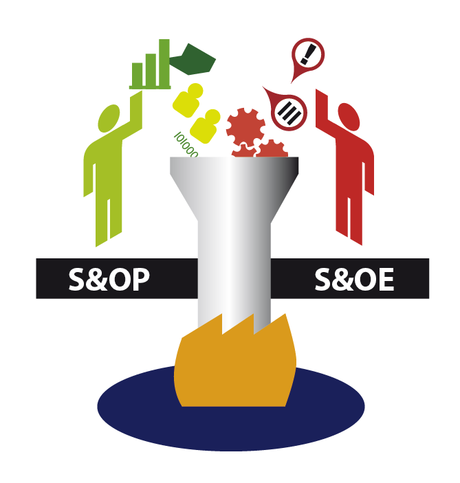 Integrating S&OP and S&OE presents great value for manufacturing companies.